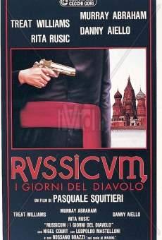 Russicum - I giorni del diavolo online