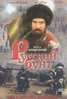 Ver película Russkiy bunt