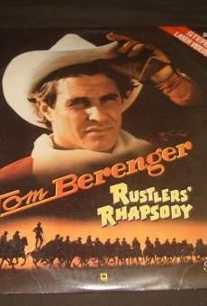 Ver película Rustlers