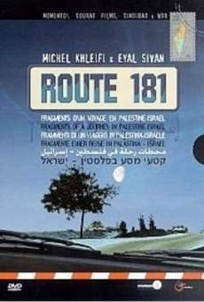Route 181: Fragments of a Journey in Palestine-Israël online