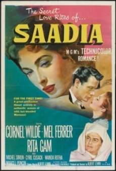 Ver película Saadia