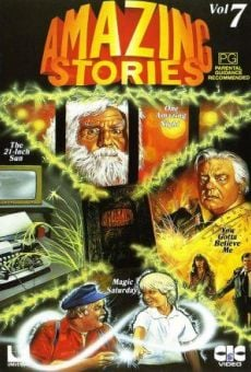 Amazing Stories: Magic Saturday online