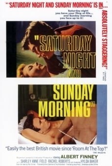 Saturday Night and Sunday Morning on-line gratuito