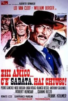 Ver película Sabata viene a matar