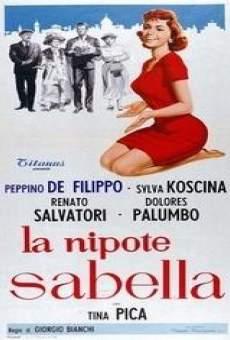 La nipote Sabella online