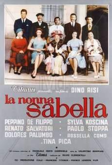 La nonna Sabella on-line gratuito