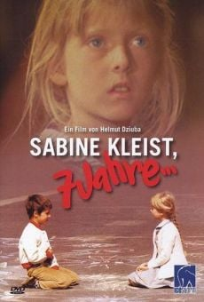 Sabine Kleist, 7 ans