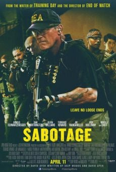 Ver película Sabotage