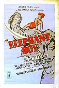 Elephant Boy on-line gratuito