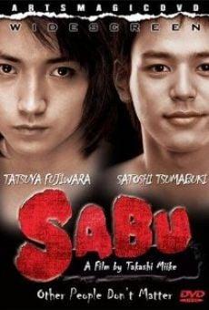 Ver película Sabu