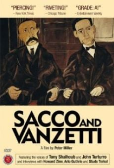 Sacco and Vanzetti online
