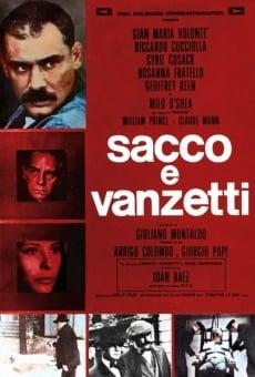 Sacco y Vanzetti online