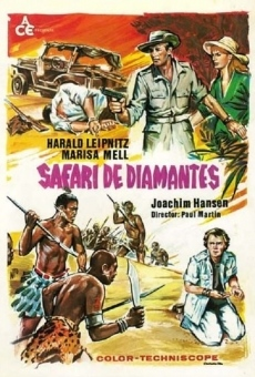 Ver película Safari de diamantes