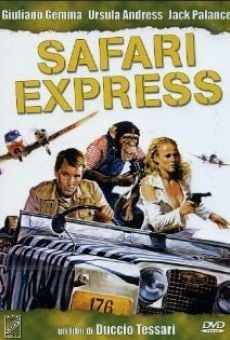 Safari Express on-line gratuito