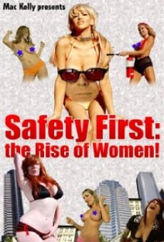 Safety First: The Rise of Women! gratis