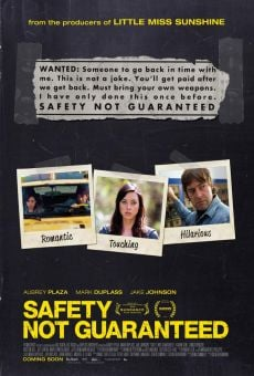 Safety Not Guaranteed online