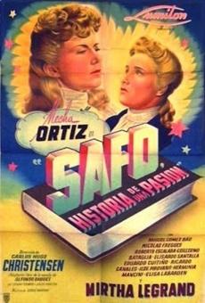 Safo, historia de una pasión online gratis
