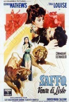 Saffo, venere di Lesbo online