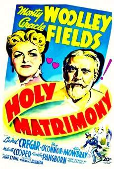 Holy Matrimony on-line gratuito