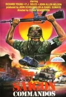 Ver película Saigon Comandos