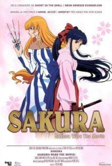 Sakura Taisen online