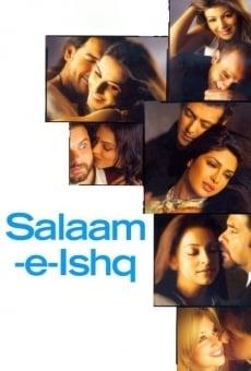 Salaam-E-Ishq on-line gratuito