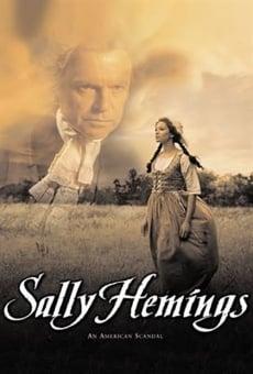 Ver película Sally Hemings: La historia de un escándalo