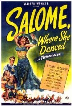 Ver película Salomé, la embrujadora