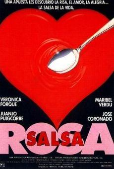 Salsa rosa on-line gratuito