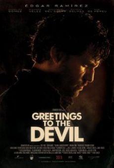 Saluda al diablo de mi parte online