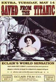 Saved from the Titanic on-line gratuito
