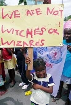 Saving Africa's Witch Children