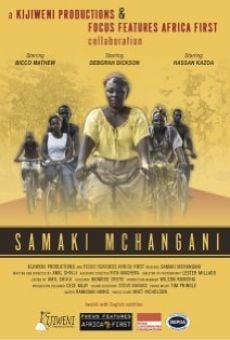 Ver película Samaki Mchangani