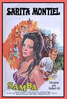 Ver película Samba