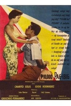 Ver película Sampung Libong Pisong Pag-ibig
