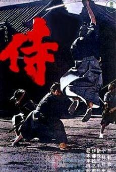 Ver película Samurai Assassin