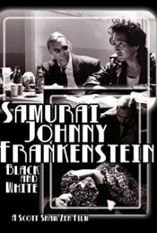 Samurai Johnny Frankenstein Black and White online