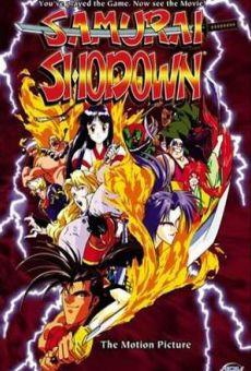 Samurai Spirits - Haten Kouma no Sho on-line gratuito