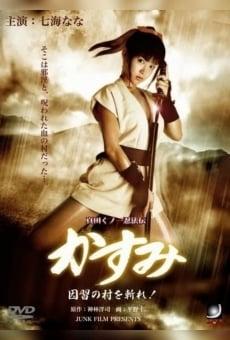 Lady Ninja Kasumi 7: Pueblo Maldito
