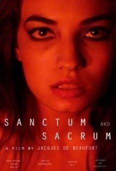 Ver película Sanctum and Sacrum