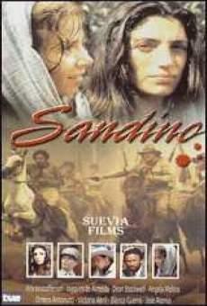 Ver película Sandino