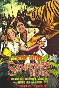 Sandokán, el magnífico online gratis
