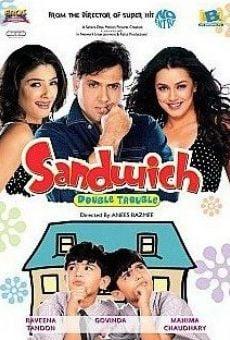 Sandwich en ligne gratuit