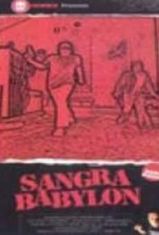 Ver película Sangra Babylon