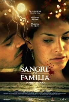 Ver película Sangre de familia