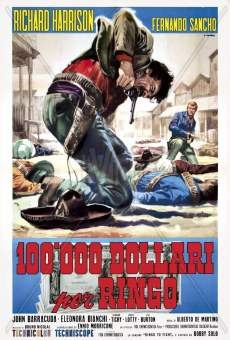 Ver película Sangre sobre Texas