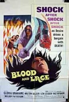 Blood and Lace online free