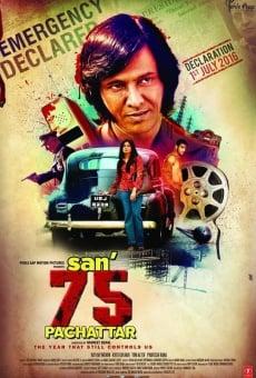 Ver película Sann Pachhattar