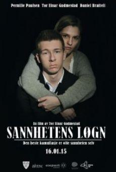Película: Sannhetens løgn