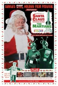 Santa Claus Conquers the Martians on-line gratuito